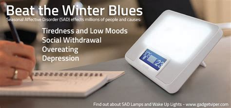light therapy for seasonal affective disorder a review of efficacy seasonal affective disorder sad l and wake up light