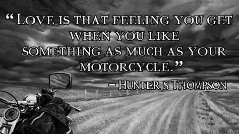 Motorcycle Love Quotes. Quotesgram