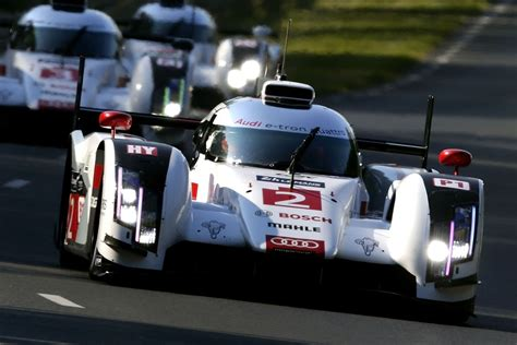 Le Mans 2014 - Audi 1-2 marks 13th win for Ingolstadt