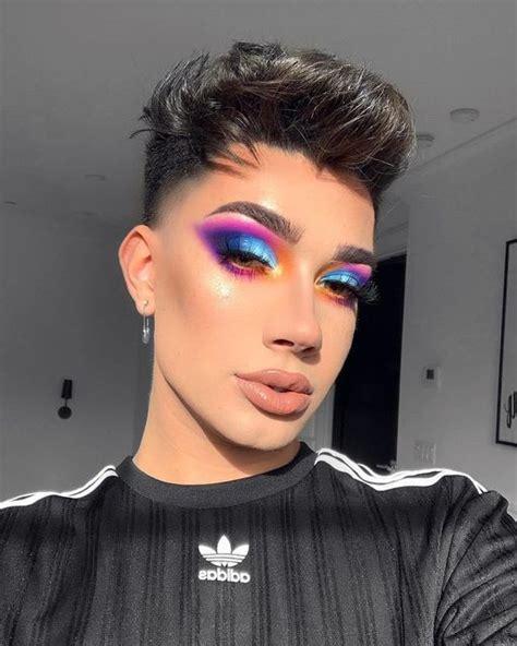 reddit  roasting james charles  faking  makeup skills  photoshop revelist