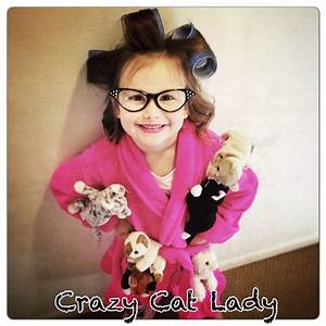 Crazy Cat Lady Costume | Halloween | Pinterest | Cats ...