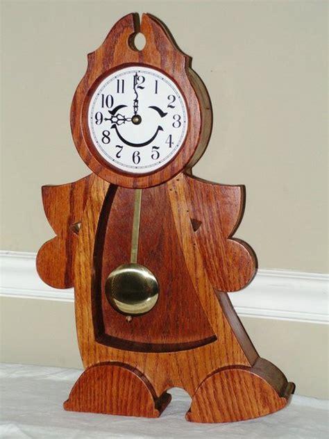 dancing clock  clay robinson  lumberjockscom