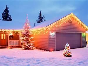 1024x768 Christmas House Decorations desktop PC and Mac ...