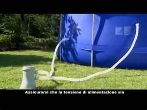 Piscine Tubulaire Hors Sol : montage piscine hors sol tubulaire lijong youtube ~ Melissatoandfro.com Idées de Décoration