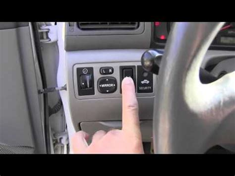 How To Reset The Tire Pressure Light On The Dash Of A