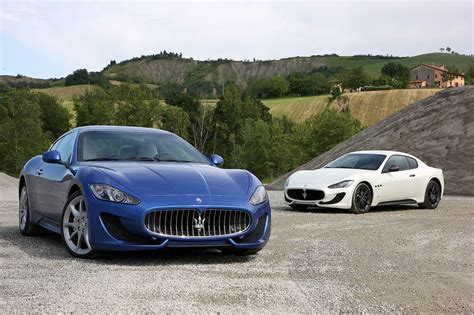 Maserati Car : 2013 Maserati Granturismo Reviews And Rating