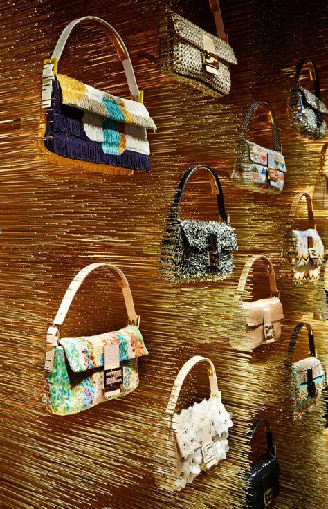 New Fendi store opens at 51, Avenue Montaigne, Paris