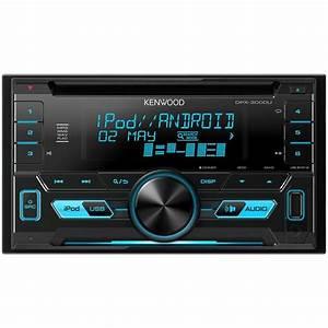 Installer Bluetooth Voiture : autoradio bluetooth kenwood dpx 3000u feu vert ~ Farleysfitness.com Idées de Décoration