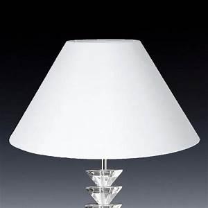 Lampenschirm Weiß Rund : lampenschirm rund wei konisch 45 x 27 x 18cm online shop direkt vom hersteller ~ Indierocktalk.com Haus und Dekorationen