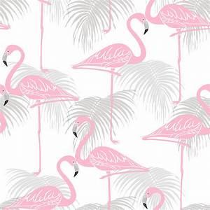 Fine Decor Wallpaper Flamingo FD42215 – WonderWall by
