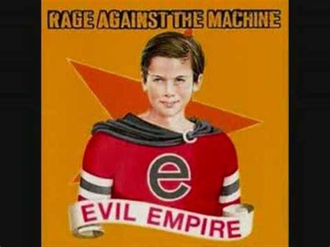 Rage Against The Machine - Snakecharmer (album Evil Empire ...