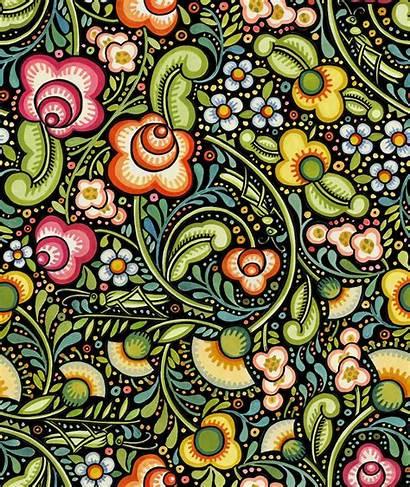 Bohemian Patterns Bohemia Becuo Fabric Folk Boho