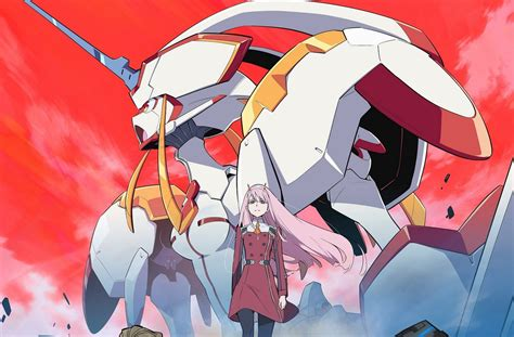 First Impressions Darling In The Franxx — Steemit