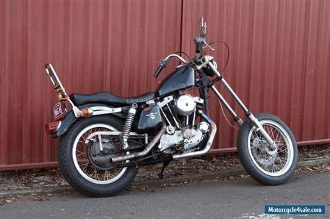 Harley-davidson Xlh1000 For Sale In Australia
