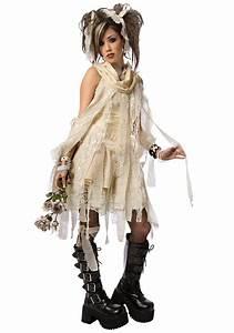 Teen Gothic Mummy Costume