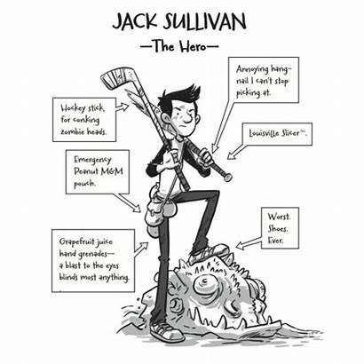 Earth Last Jack Costumes Sullivan Character Main