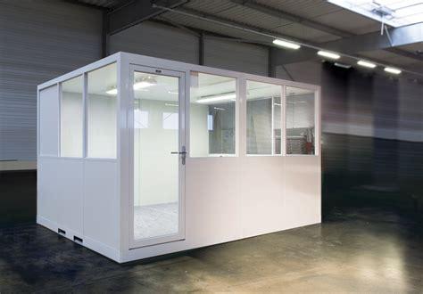bureau modulaire d occasion ateliers de vignacourt cabine atelier palettisable