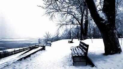 Winter Scenery Snow Wallpapers Desktop Scenic Nature