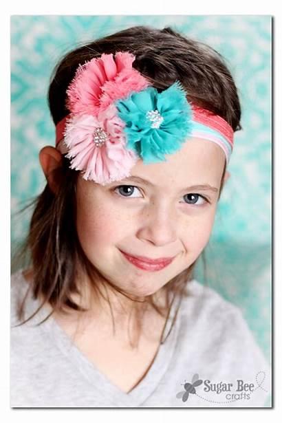 Elastic Headbands Hair Easy Diy Older Sew