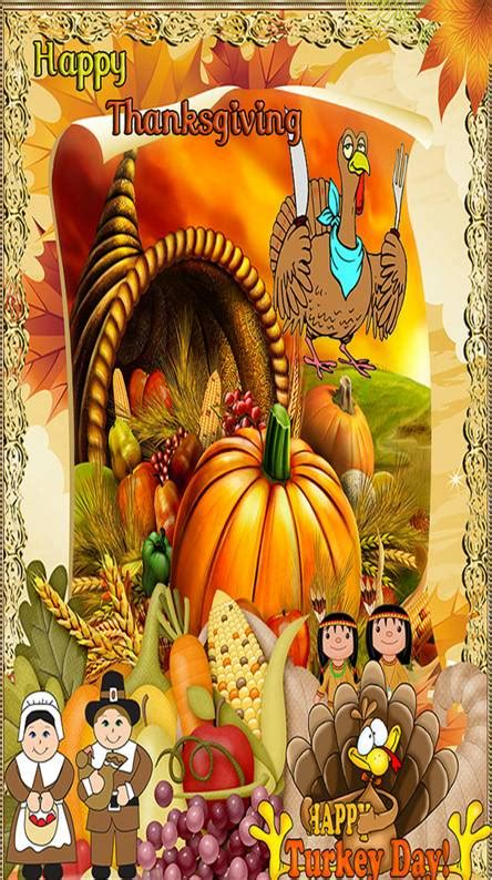 Android Free Thanksgiving Wallpaper by Thanksgiving Ringtones And Wallpapers Free By Zedge