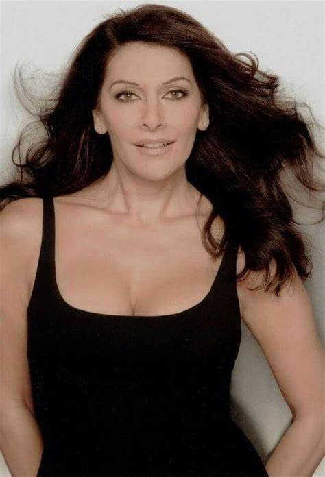 60+ Hot Pictures Of Marina Sirtis - Deanna Troi From Star Trek