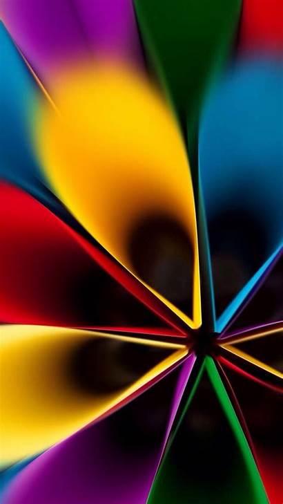 Arcobaleno Colors Sfondo Sfondi Rainbow Colori Dell