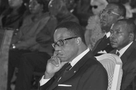 cabinet de la presidence de la republique cameroon info net cameroun s 233 rail le directeur du cabinet civil 224 la pr 233 sidence de la