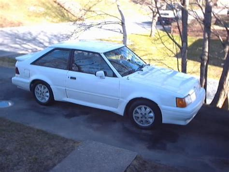 manual cars for sale 1987 ford escort electronic valve timing drlm001 1987 ford escort specs photos modification info at cardomain