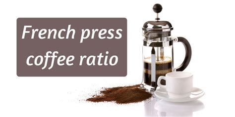 The best way to use a coffee maker wikihow. French Press Coffee Ratio - How Much Coffee For French Press
