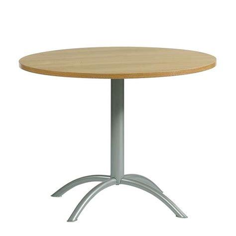 table ronde pour cuisine table ronde de cuisine en stratifié laser 4 pieds