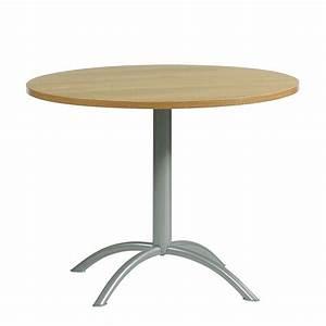 Table Ronde Cuisine : table ronde de cuisine en stratifi laser 4 ~ Teatrodelosmanantiales.com Idées de Décoration