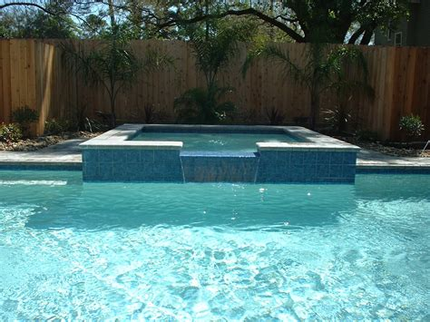 contemporary pool design houston builder magnolia caytech