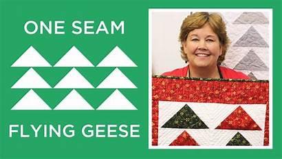 Quilt Missouri Star Geese Flying Tutorials Pattern