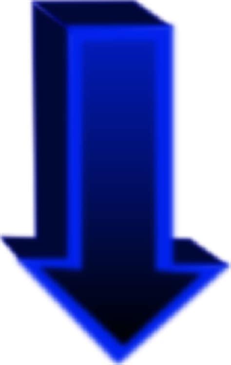 blue arrow clip art   svg   vector