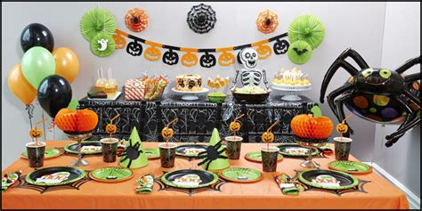 Halloween Party Ideas For Kids  6 Awesome Halloween Party