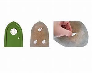 Fensterfolie Anbringen Lassen : so einfach lassen sich unsere wichtelt ren anbringen kinderzimmer dekoideen spielzeug ~ Frokenaadalensverden.com Haus und Dekorationen