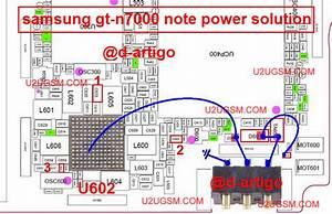 Samsung N7100 Diagram