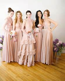 convertible bridesmaid dresses the magazine - Convertible Bridesmaid Dress