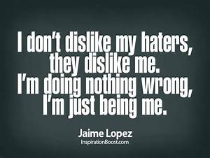Most Gangsta Quotes Haters. QuotesGram
