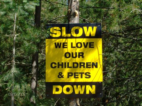 Slow Down Free Stock Photo - Public Domain Pictures