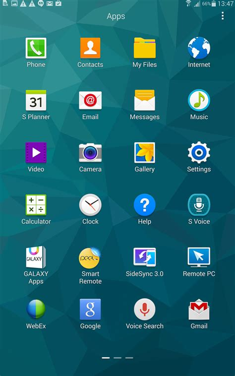 Samsung Mobile Applications by Samsung Galaxy Tab S Review 91mobiles