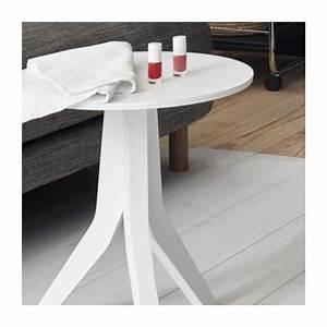 Table D Appoint Blanche : mica table d 39 appoint en h tre blanche habitat ~ Teatrodelosmanantiales.com Idées de Décoration