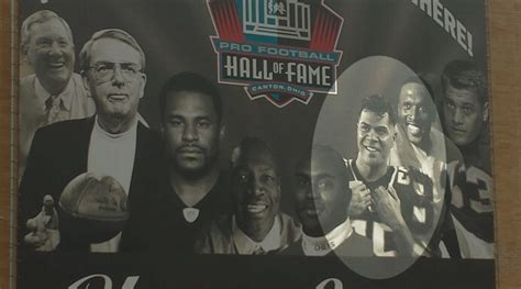 Hall Of Fame Banner Features Junior Seau In Patriots