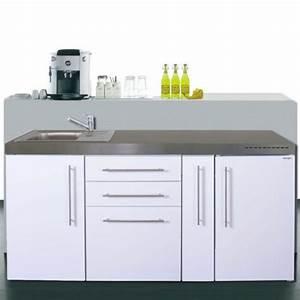 Kühlschrank 180 Cm : pantryk chen b rok chen 180 cm breit mit k hlschrank a ~ Watch28wear.com Haus und Dekorationen