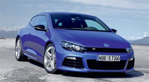 volkswagen scirocco r turbo vw scirocco r 2009 first official photos by car magazine