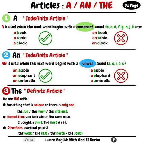 Notas De La Universidad Articles A  An  The  No Article