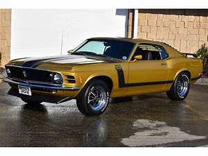 1970 Ford Boss 302 Mustang for Sale | ClassicCars.com | CC-1054249