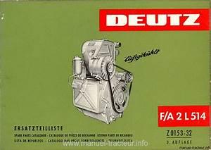 Catalogue Pieces De Rechange Renault Pdf : catalogue pi ces d tach es deutz fa 2 l 514 ~ Medecine-chirurgie-esthetiques.com Avis de Voitures