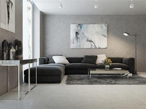 Modern Chic Living Room Ideas - peinture salon tous les conseils en peinture et couleurs