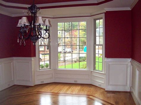 Bay Window Interior Trim by Window Casing Around Bay Window In What Is The Beautiful